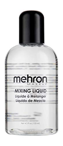 Mehron Makeup Mixing Liquid (4.5 -
