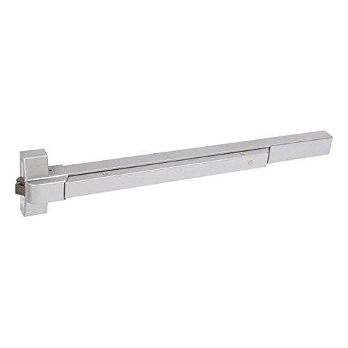 Wide Stile Exit Device Fire Rated, Grade 1, in Aluminum finish , Durable commercial & residential, door hardware, door handles, locks