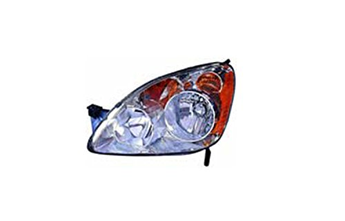 Multiple Manufacturers HO2805103C OE Replacement HONDA ACCORD/_SEDAN Tail Light Assembly Partslink Number HO2805111