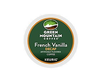 - Green Mountain Coffee French Vanilla Decaf, K-Cup Portion Pack for Keurig K-Cup Brewers (Pack of 48)  Pacakaging may vary