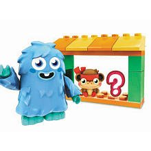 Mega Bloks Moshi Monsters Moshlings Zoo And Furi 80638 from Mega Brands