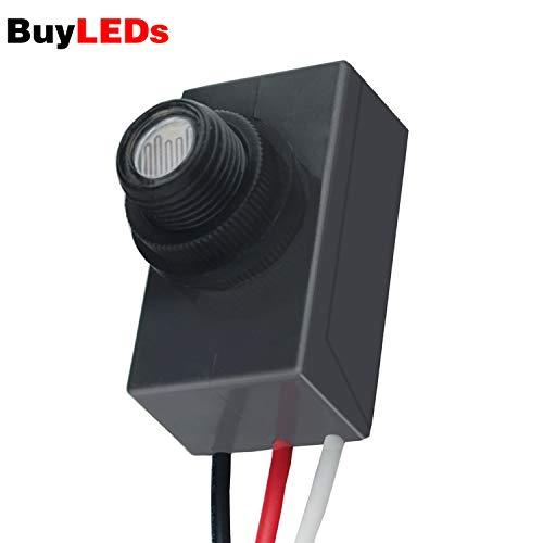 Cheap 120-277V LED Photocell Dusk to Dawn Outdoor Swivel Cell Light Control Photocell Sensor (100-277V Photocell)