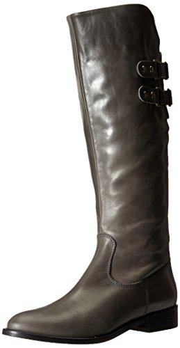 André Assous Womens Roma Riding Boot Grey