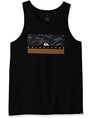 Men's Jungle Box Tank T-Shirt