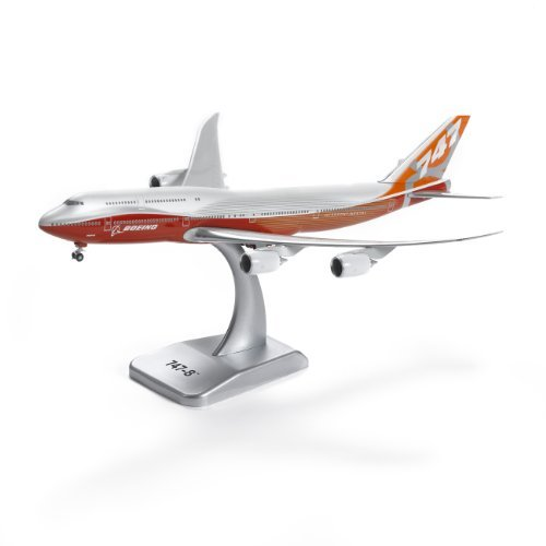 - 747-8 Intercontinental Sunrise Livery Die-Cast Model