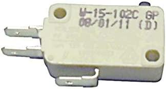 Recamania Interruptor Puerta Horno microondas Standard W-15 ...