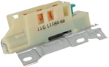 4150 Ford AED 6601BK Throttle Cable Bracket Throttle Linkage Brkt