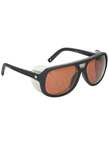 New Electric Men's Stacker Sunglasses 100% Uv Protection Black