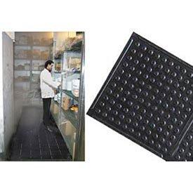 NoTrax Deep Freeze Rubber Anti-Fatigue Mat, 2' X 60' x 3/8