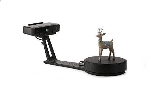 EinScan SE Desktop 3D Scanner with Align Mode by Default, White Light, Free/ Auto Dual Scan Model, dual camera by Einscan (Image #2)