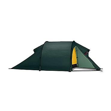 Hilleberg Nammatj 2 Person Tent (Green)