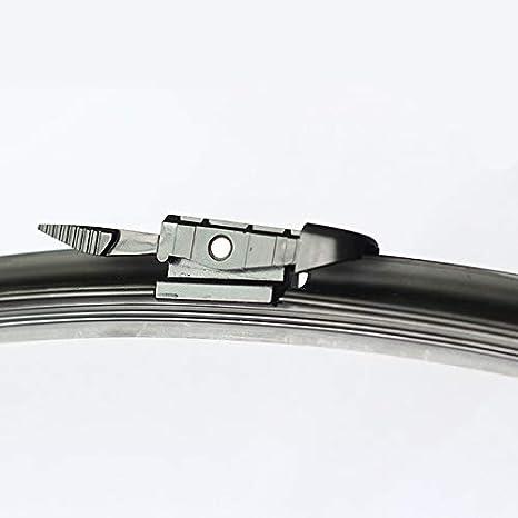 BEESCLOVER - Escobilla limpiaparabrisas para Citroen C5 (2008+), 55,88 + 71,12 cm, Caucho Natural, sin Soporte, Accesorios para Coche: Amazon.es: Coche y ...