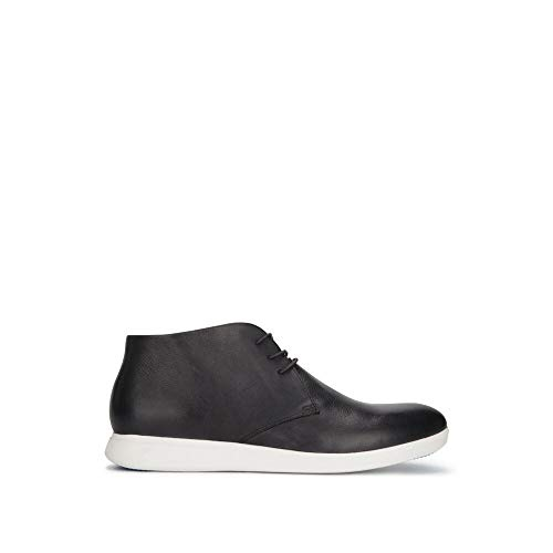 Kenneth Cole New York Rocketpod Leather Chukka Sneaker with Techni-Cole Grey