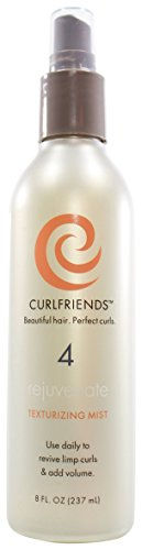 CurlFriends Rejuvenate Texturizing Mist, 8-Ounce