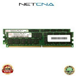 667 Registered Memory Kit (X5034 4GB (2x2GB) Sun Fire X4540 DDR2-667 Registered ECC Memory Kit 100% Compatible memory by NETCNA USA)
