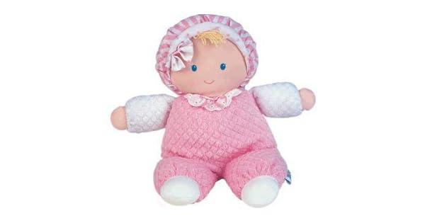 Amazon.com: Eden Rizo niña bebé suave muñeca: Toys & Games