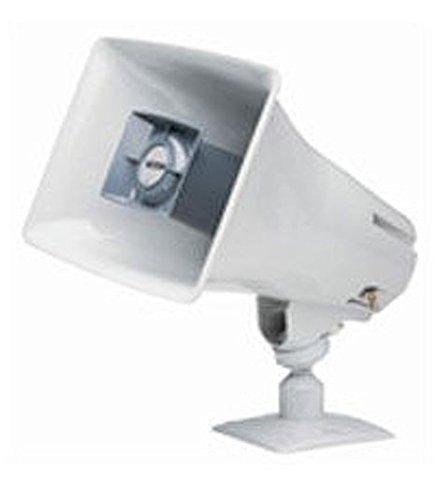 - Valcom VIP-130AL-M IP 5-Watt Horn One-Way Marin e White