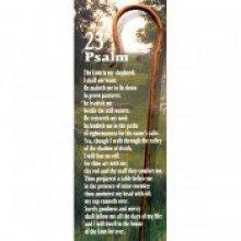Shepherd's Staff, 23rd Psalm Bookmark 25 Pack (Staff Bookmark)