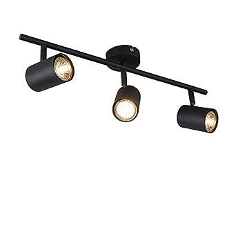 Frisch QAZQA Modern Spot / Spotlight / Deckenspot / Deckenstrahler  YD49