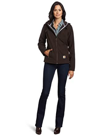 Carhartt Women's Bainbridge Jacket,Dark Brown (Closeout),Medium/Regular
