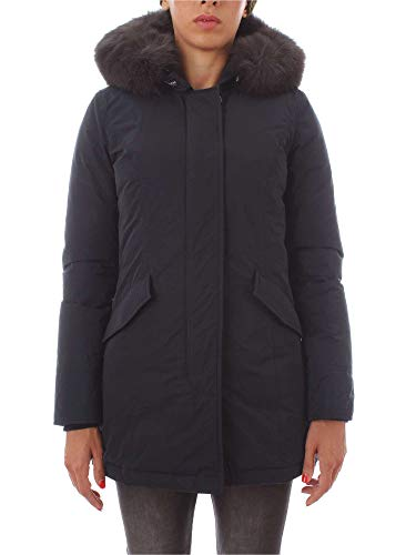 Woolrich Parka Midnight Blue Wwcps2635 Donna p8Upnf7T