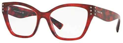 Eyeglasses Valentino VA 3036 5020 RED HAVANA, used for sale  Delivered anywhere in USA