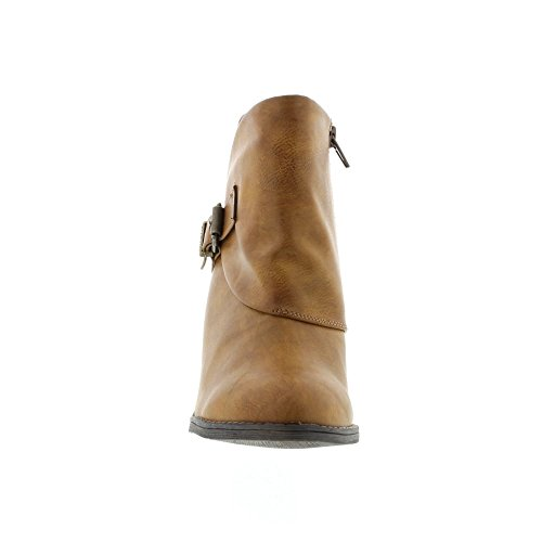 Blowfish Womens Tan Suba Boots in TAw0qT