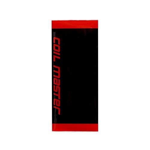 Coil Master 18650 Battery Wraps 10 pack Heat Shrink PVC Pre Cut