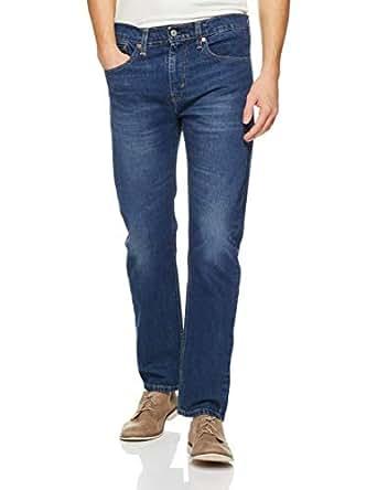 Levi's Men's 502 Regular Taper Jeans, Merman, 28 32