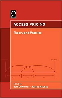 Access Pricing: Theory and Practice