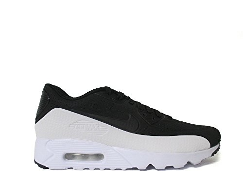 Sneakers Nike Air Max 90 Ultra Moire Homme 819477-011 Noir / Blanc
