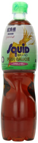 Squid Brand Fish Sauce, 24 Ounce (Thai Fish)