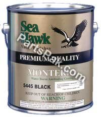 Sea Hawk Monterey Black Gl 5445GL