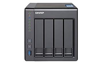QNAP TS-431X Ethernet Torre Negro NAS - Unidad Raid (4 TB, Unidad ...