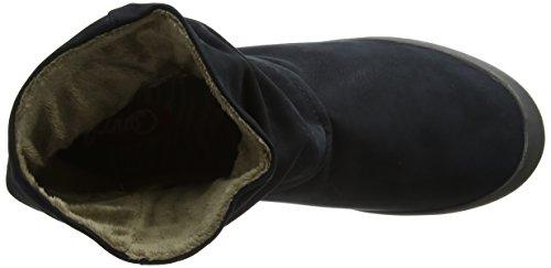 Fon392sof Boots Chukka Blau Softinos Damen fq5RTxa