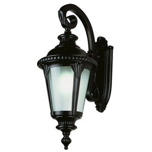 Trans Globe Lighting 5044 BK Outdoor Commons 25