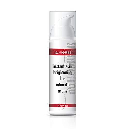 NuHombre Instant Intimate Skin Lightening Gel - Skin Whitening for Men