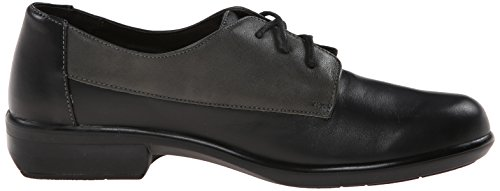 Kedma Shoes Naot Leather Black Womens 1OqnP5WcT