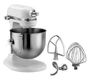 Kitchenaid Stand Mixer 7 Qt White Home