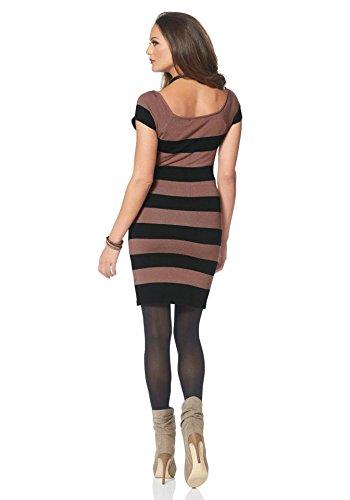 Kleid Strickkleid von melrose coffeeschwarz orXcuuDjLP - tame.ckt ... 4ea666f3c4