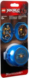 LEGO Ninjago Jay's Kendo Training Pod -