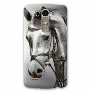 Amazon.com: Case Carcasa LG K10 animaux - - cheval B -: Cell ...