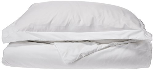 Elegance Quilt (Elegance Linen 1500 Thread Count Wrinkle Resistant Ultra Soft Luxurious Egyptian Quality 3-Piece Duvet Cover Set, Full/Queen, White)