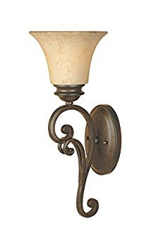 Designers Fountain 81801-FSN Mendocino Wall Sconce