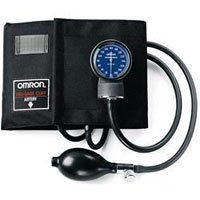 Omron Aneroid Sphygmomanometer (1514251 Omron Healthcare, Inc. Aneroid With Child Cuff E A EA 108MC Sold AS Individual)