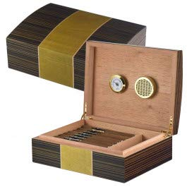 Currency 25 Count Humidor
