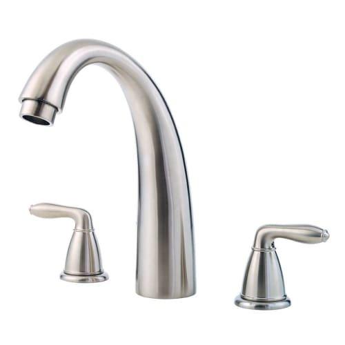 pfister roman tub faucet nickel - 4