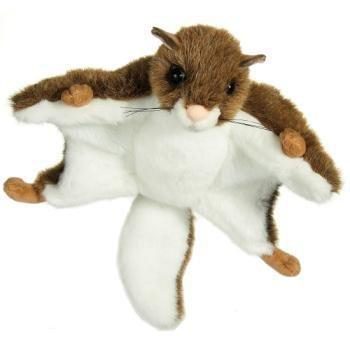 Fiesta Toys Flying Squirrel Plush Stuffed Animal Toy - 9 (Plush Flying Squirrel)