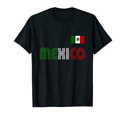 Mexico Mexican Soccer Team 2019 T Shirt Men Woman T-shirt