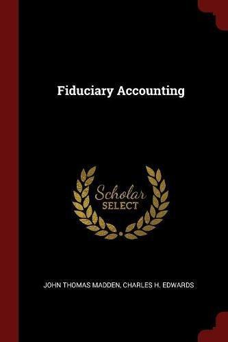 Fiduciary Accounting PDF